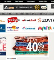 Couponrani, Couponrani Website Review, FabFurnish, TravelGuru, Best Shopping Portals In India, Online Shopping Portals, Reviews and News, StyleRug, Top Fashion Blogs