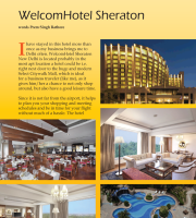 ITC Welcom Sheraton, ITC Hotels, Sheraton Saket, Hotel Reviews, Travel and Leisure Articles, StyleRug, Top Fashion Blogs India, TOp Mens Fashion Blogs India, Top Fashion Blogs India