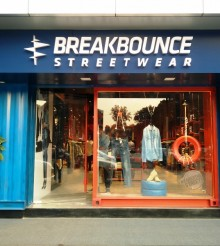 BreakBounce Opens its First Store